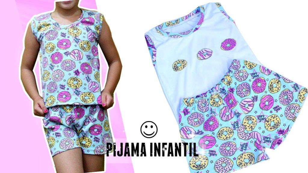 Faca Um Pijama Infantil Facil E Rapido